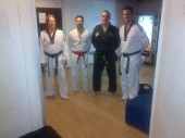 Kwan Attila - Tae Kwon Do Paris - Richard Gonzalez - Photos - 1er cours